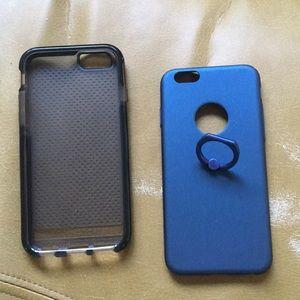 Accessories - 2 iPhone 6s cases